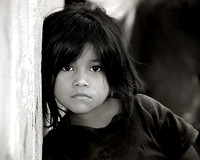 Face of Guatemala